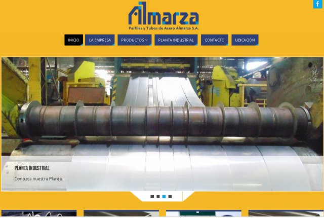 Paginas web Almarza