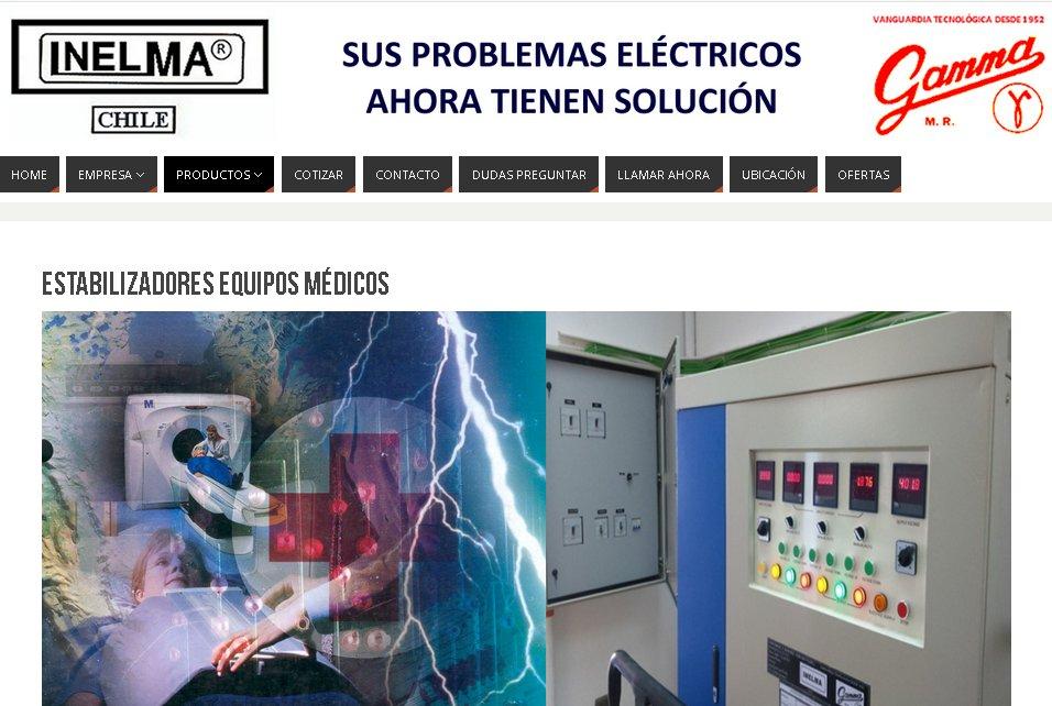 Páginas web Seller - Para vendedores técnicos y tecnológicos