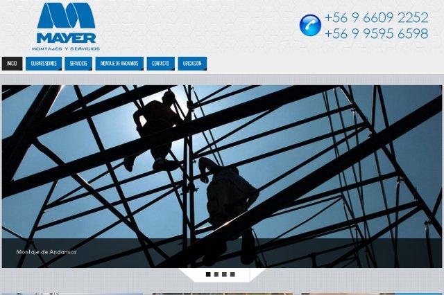 MOntajes y >Servicios - Paginas web