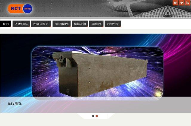 NCT páginas web