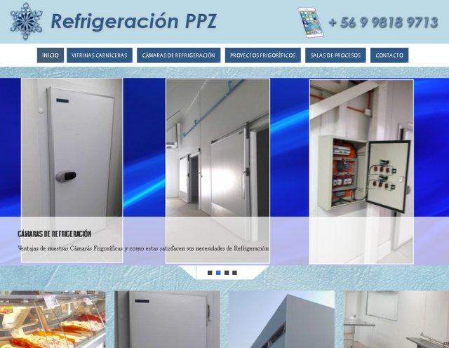 Páginas y sitios web en Chile