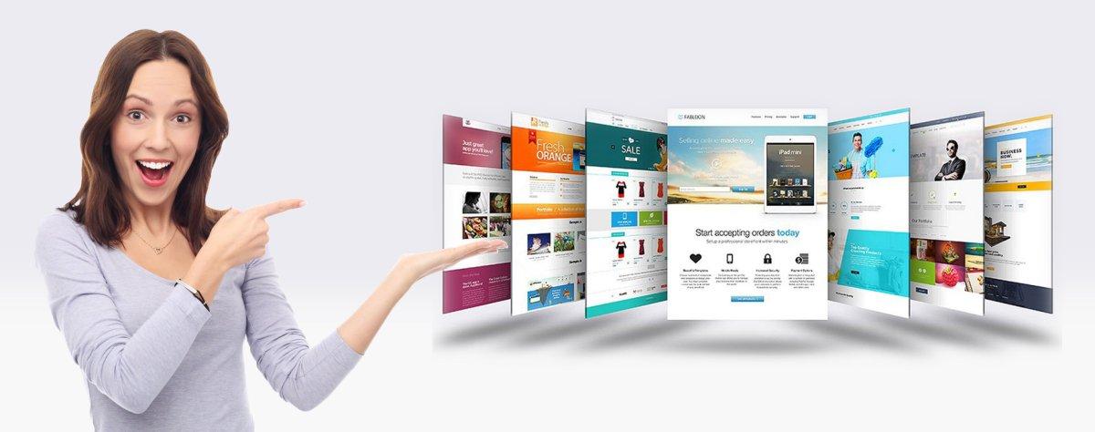 diseño de páginas web en Chile - Desarrollador Web Top