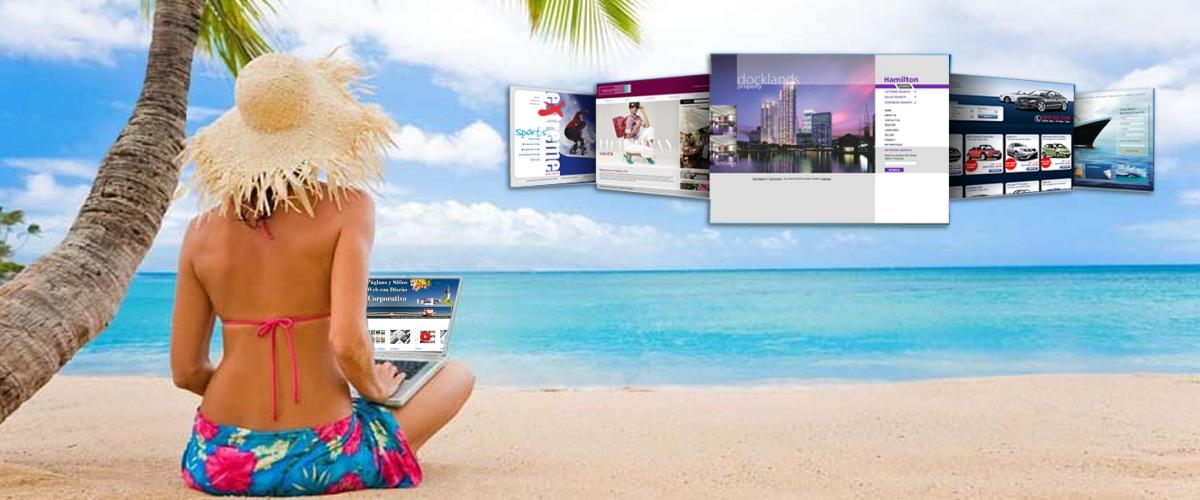 Diseño, rediseño, mantención de páginas web y sitios web corporativos en Chile.
