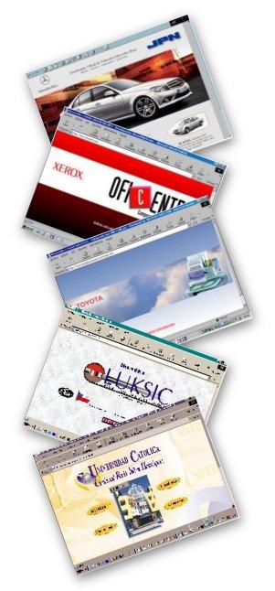 Páginas web en Santiago Chile